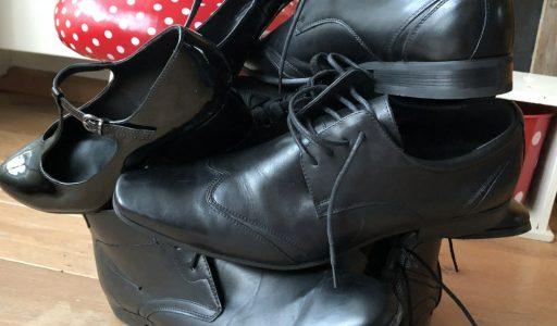 hoe een slechte voorbereiding leidde tot schoenenstress