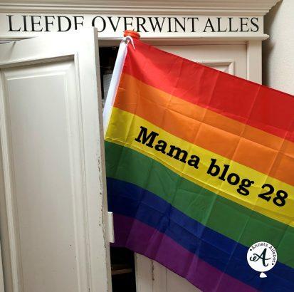 Mamablog 28: de coming-out van mijn zoon deel 6