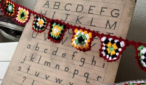 aan de haak blog 35 een herfstlinger van granny squares
