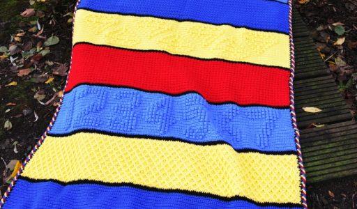 aan de haak blog 73 zeven dwergen deken
