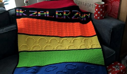 aan de haak blog 74 ik zal er zijn deken hoofdfoto